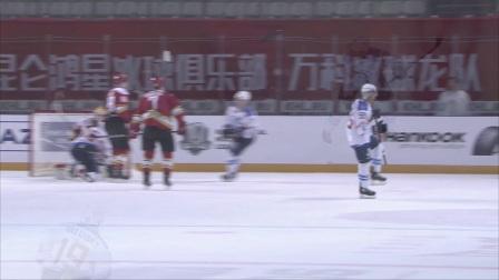 khl北京昆仑鸿星万科龙队vs拉达队赛事集锦