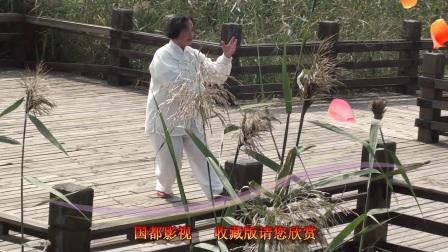 石家庄桥西区舞蹈太极【42式太极拳金秀版2017年10月5日】