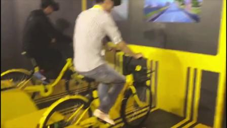 VR+OFO小黄车