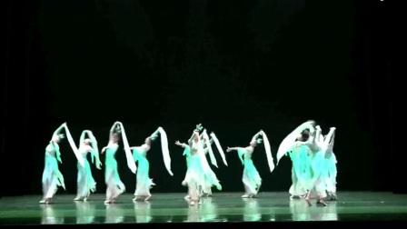 女子古典舞群舞《杨柳青青》