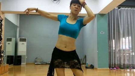 学习方钰ICS东方舞系统课程前后15天对比视频
