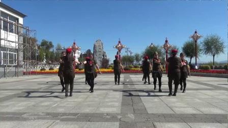 广场舞——孤山子时尚姐妹舞蹈队(二)