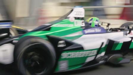 FE电动方程式 | 2017/18赛季赛前测试(赛车声音)