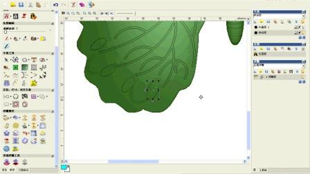 越妃教材-6、怎样在artcam里绘制矢量