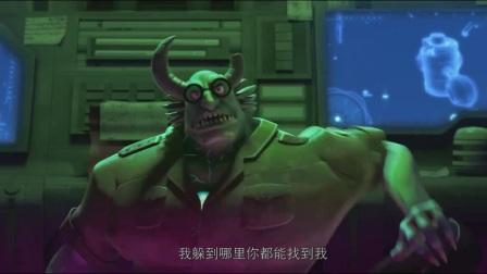 赛尔号大电影5:雷神崛起 闯敌窝激战坏蛋 中奸计被炸粉碎