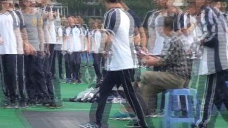 2017年上林中学教育集团校运会