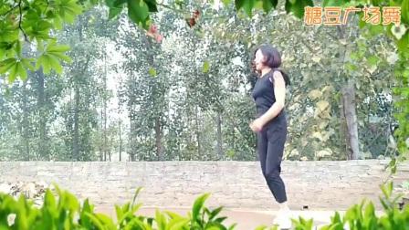 汝阳小店广场舞《花桥流水》