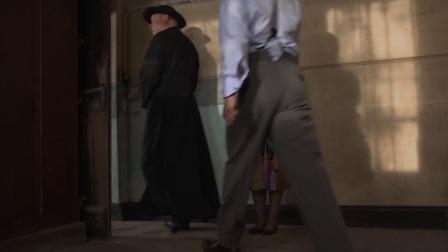 布朗神父 第四季 05 亲生父女初相见 无言默契太相似