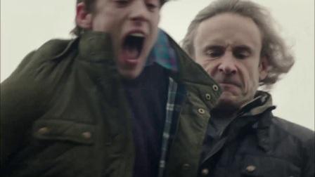 班克斯督查 第四季 06 斯宾塞供认不讳 争执下误乔希
