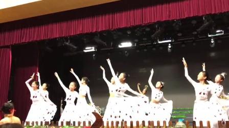 长宁区少年宫舞蹈艺术团 孔雀舞