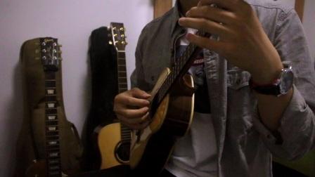 岸部真明-《奇迹之山》-吉他/尤克里里合奏