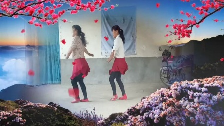 怀西六组广场舞 (相伴一生)