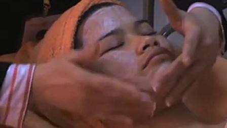 美容院洗脸手法视频 面部洗脸按摩基本手法教程