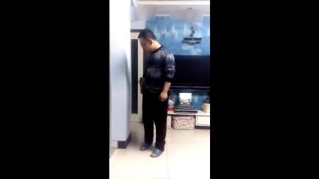 太极拳的开胯练习,就是这么简单-头条视频