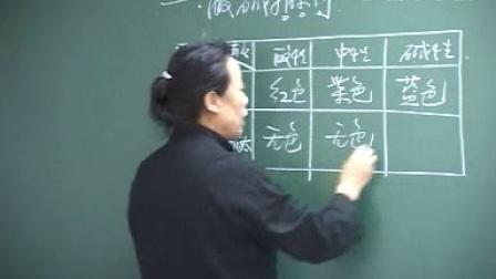 6【精华学校】初中化学范卿平第9讲_溶液的酸碱性---1