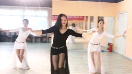 肚皮舞视频表演《Habibi Ya Einy》肚皮舞会员舞蹈【南昌华翎肚皮舞】