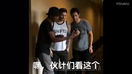 国外搞笑短视频合集, 笑成漩涡菠萝皮, hiahiaHIA