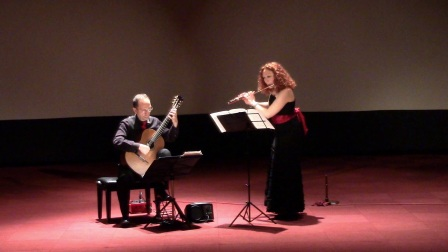 Cavatina Duo plays Rachenitsa