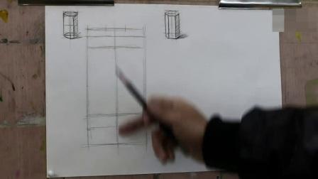中国油画大全风景速写入门步骤图片,油画教程电子书下载,钢笔速写教程大树零基础油画班