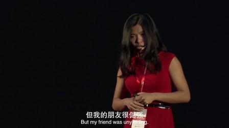 医疗数据如何帮助突破癌症治疗困局?by 邱威妮@TEDx珠江新城