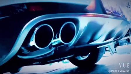 保时捷macan排气改装