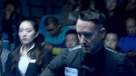 [乔氏台球]加雷斯·波茨VS李博 中国·石家庄 2017中式八球国际公开赛