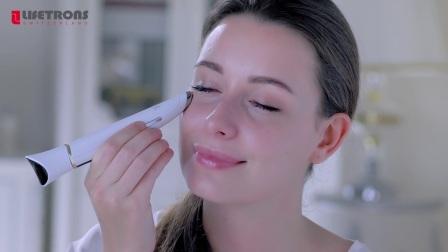 【LIFETRONS】Eye Rejuvenator With Radio Freqency,Ion&Hrat Therapy RE-100