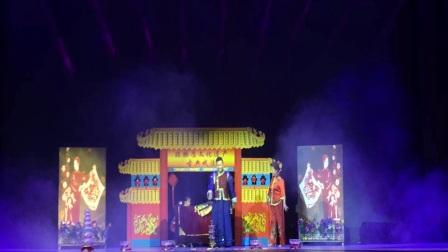 陆羽原作国家非遗[古彩戏法]新五亮,2017重庆欢乐谷首届国际魔术节