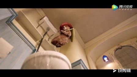 《帕丁顿熊2》一萌到底预告 呆萌小熊帕丁顿耍宝归来