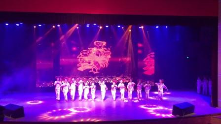 枣庄市中区藝峰舞蹈培训中心舞蹈金奖《剪纸姑娘》