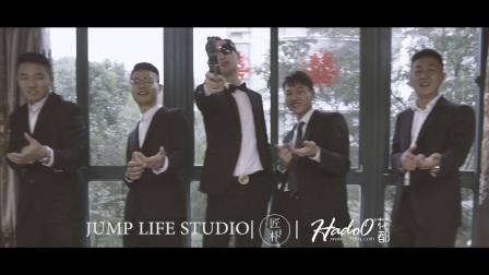 JUMP LIFE STUDIO(匠朴)【婚礼快剪】2017/10/15 万豪酒店