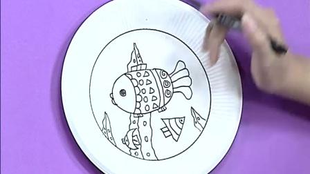 儿童创意画 02
