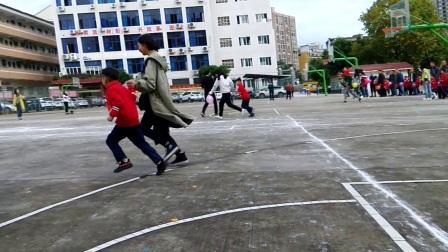 大竹县双燕小学一年级亲子运动会花絮