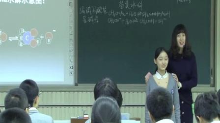 《鹽類的水解》魯教版高二化學-省實驗中學:楊婧
