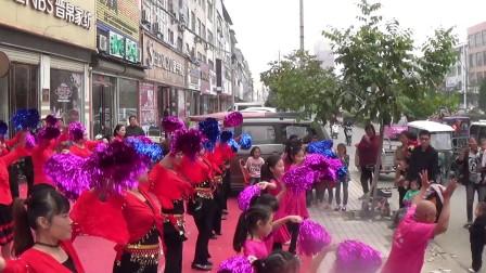宁陵县老林广场舞香缇丽舍蛋糕店开业开场舞