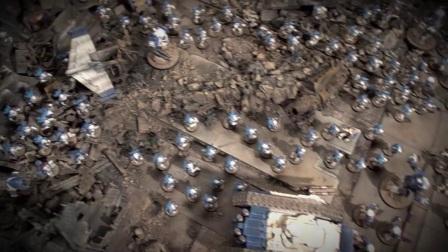 【战锤30K】军团之间的战争:荷鲁斯之乱 场景制作合集P3