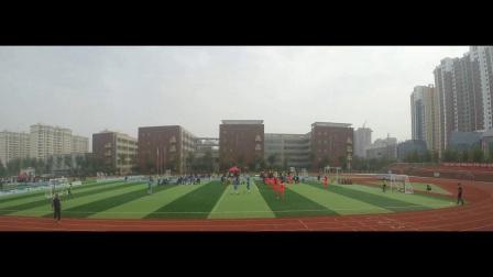 """2017济宁市任城区""""区长杯""""济宁二中VS实验中学"""