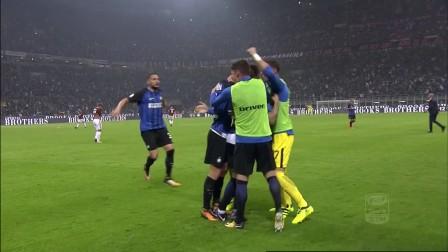 Il gol di Icardi (63) - Inter - Milan 3 - 2 - Giornata 8 - Serie A TIM 201718