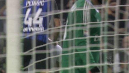 Il gol di Icardi (90) - Inter - Milan 3 - 2 - Giornata 8 - Serie A TIM 201718
