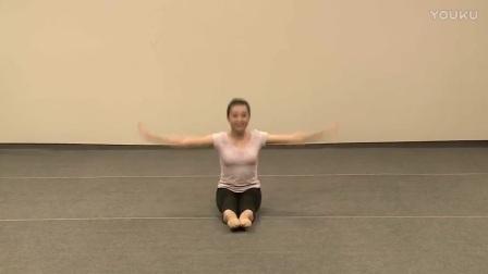 中国舞蹈考级3级视频-小飞机_高清