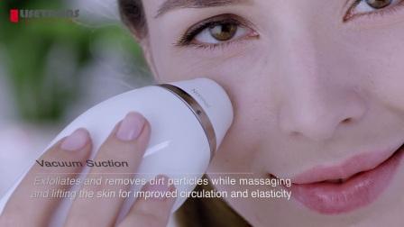 【LIFETRONS】Micro-Dermabrasion Facial Anti-Acne&skin resurfacing Technology CM300