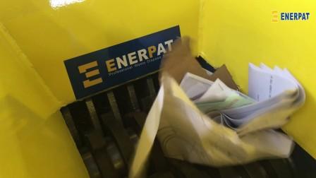 废纸破碎机,废纸粉碎机,A4纸粉碎机