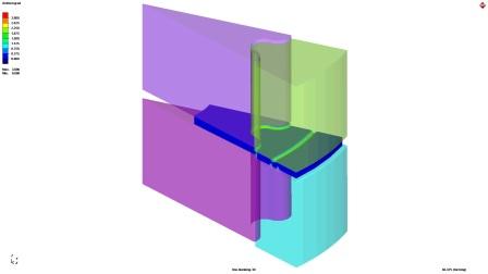 Simufact-板材模具切边分析