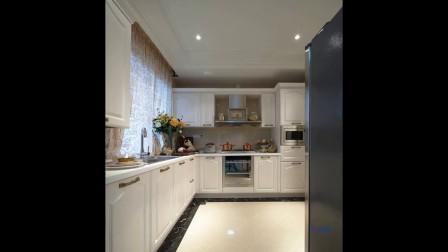 欧式风格厨房装修,大气!