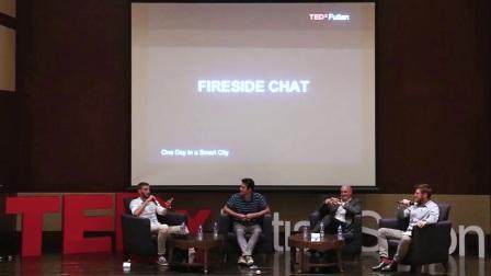 FIRESIDE CHAT @ TEDxFutian Salon