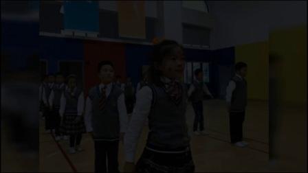 宿迁市苏州外国语学校三年级游泳操视频