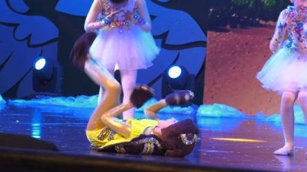 江西南昌小海鸥艺术学校少儿舞蹈《龟去来希》|南昌舞蹈培训学校