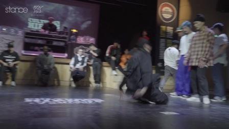 【5BBOY】TG Breakers vs Silk Road ► .stance ◄ Battle New school Korea Finals