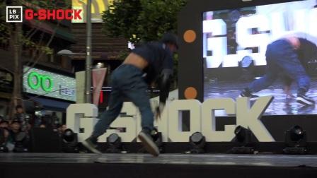 Semi | Gamblerz VS Space Jam | G-Shock 2on2 Bboy Battle | LB-PIX