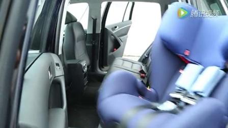 好孩子高速汽车安全座CS889产品解析及安装视频